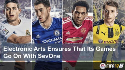 Electronic Arts blog