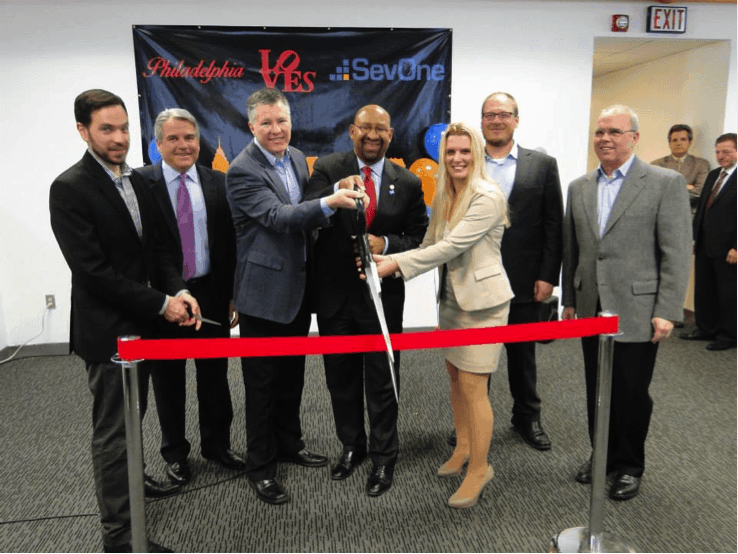 Philly Office Opening