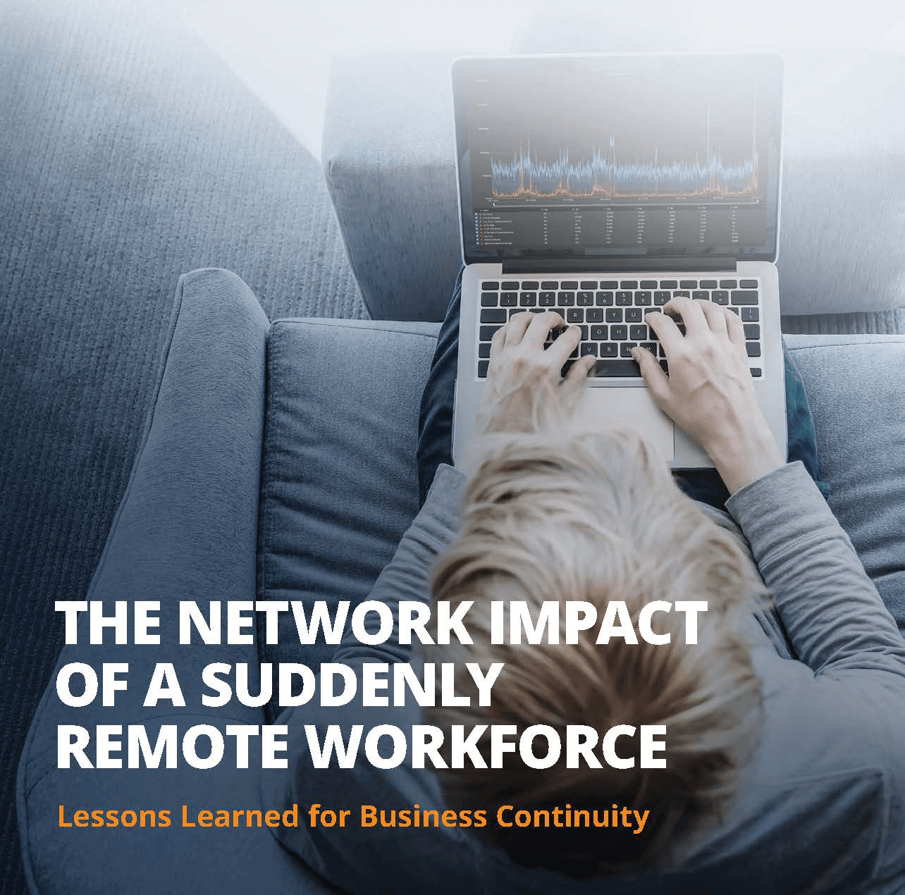 The Network Impact of the Suddenly Remote Workforce